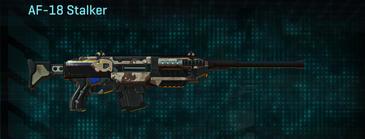 Desert scrub v2 scout rifle af-18 stalker