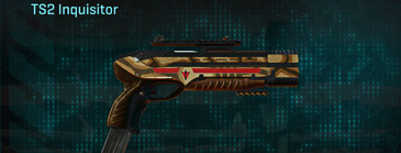 Giraffe pistol ts2 inquisitor