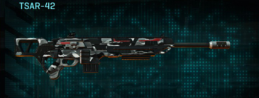 Indar dry brush sniper rifle tsar-42