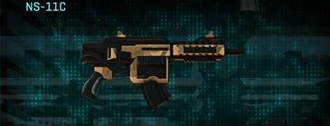 Indar plateau carbine ns-11c