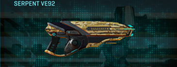 Sandy scrub carbine serpent ve92