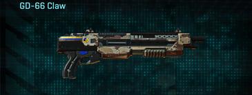Desert scrub v2 shotgun gd-66 claw