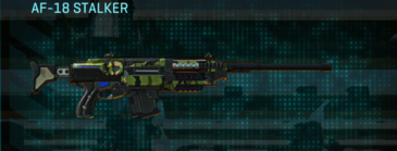 Jungle forest scout rifle af-18 stalker