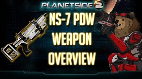 NS-7 PDW review by ZoranTheBear (2013.07