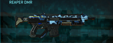 Nc alpha squad assault rifle reaper dmr