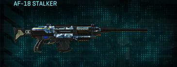 Nc urban forest scout rifle af-18 stalker