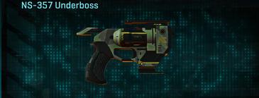 Amerish scrub pistol ns-357 underboss