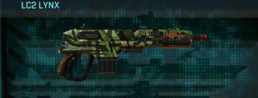 Jungle forest carbine lc2 lynx