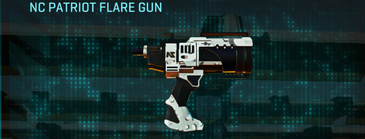 Rocky tundra pistol nc patriot flare gun
