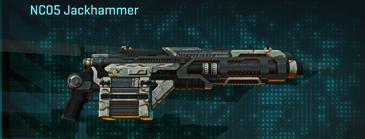 California scrub heavy gun nc05 jackhammer