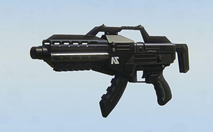 PS1-AV Suppressor Promo