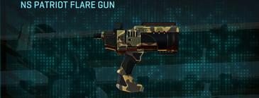 Indar highlands v1 pistol ns patriot flare gun