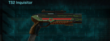 Amerish leaf pistol ts2 inquisitor