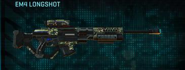 Scrub forest sniper rifle em4 longshot