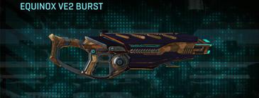 Indar plateau assault rifle equinox ve2 burst