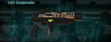 Indar canyons v1 pistol la3 desperado