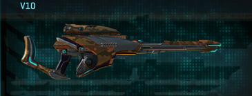 Indar rock sniper rifle v10