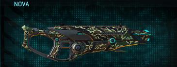 Scrub forest shotgun nova