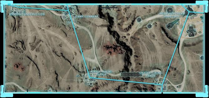 Alkali Mining Supply Lattice
