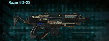 Arid forest carbine razor gd-23