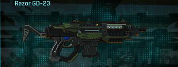 Amerish leaf carbine razor gd-23