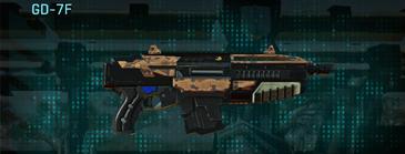 Indar canyons v1 carbine gd-7f
