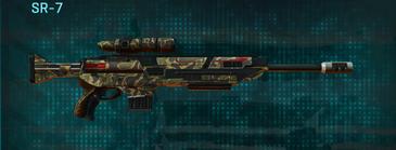 Indar highlands v1 sniper rifle sr-7