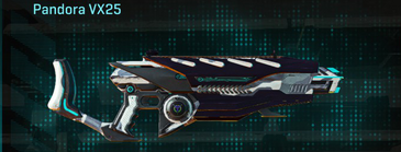 Esamir ice shotgun pandora vx25