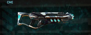 Esamir ice assault rifle cme