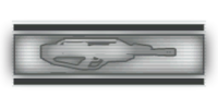 Rocklet Rifle Ribbon