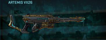 Indar highlands v1 scout rifle artemis vx26