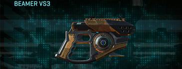 Indar plateau pistol beamer vs3