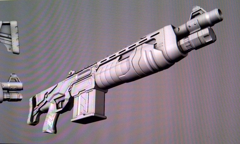 planetside 2 new weapons