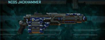 Nc patriot heavy gun nc05 jackhammer