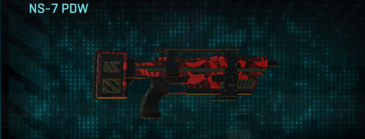 Tr alpha squad smg ns-7 pdw