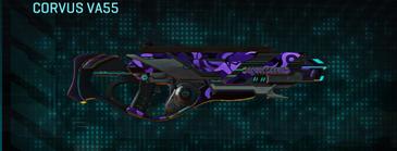 Vs alpha squad assault rifle corvus va55