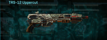 Arid forest shotgun trs-12 uppercut