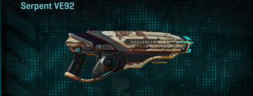 Desert scrub v2 carbine serpent ve92
