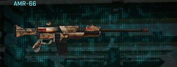 Indar canyons v1 battle rifle amr-66