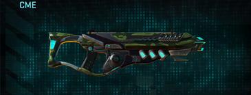 Amerish forest assault rifle cme