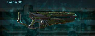 Amerish leaf heavy gun lasher x2