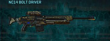 Indar highlands v1 sniper rifle nc14 bolt driver