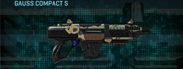 Indar scrub carbine gauss compact s