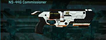 Esamir snow pistol ns-44g commissioner