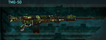 Jungle forest lmg tmg-50