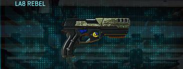 Pine forest pistol la8 rebel