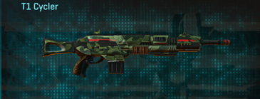 Amerish forest assault rifle t1 cycler
