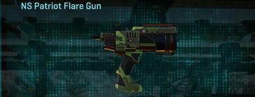 Amerish leaf pistol ns patriot flare gun