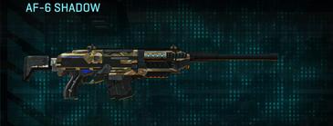 Indar dunes scout rifle af-6 shadow
