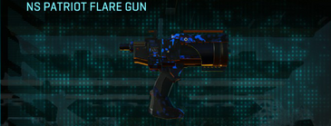 Nc loyal soldier pistol ns patriot flare gun